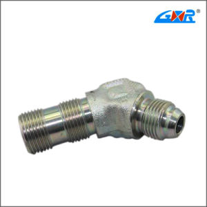 45 Degree Gas Bsp Male/SAE O-Ring Boss Hose Fitting (XC-1SO4-OG) pictures & photos