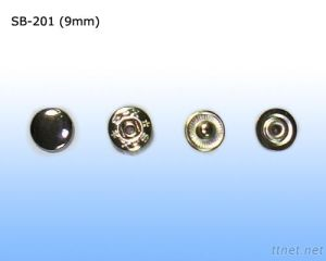 Spring Snap Fastener-1 pictures & photos