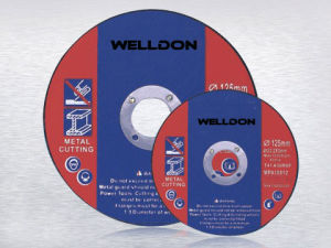 Stainless Steel Abrasive Cutting Disc (WD-C005)