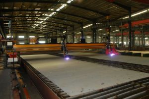 Hypertherm Max200PRO Plasma Cutting Machine; CNC Controlled Cutting Machine pictures & photos