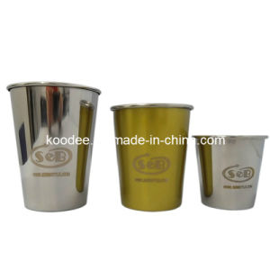 Stainless Steel Coffee Mug (KD-112)