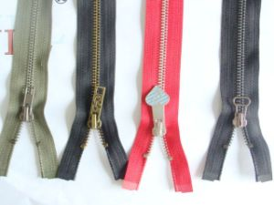Metal Zipper, 5# Metal Zipper (CYLL-002)
