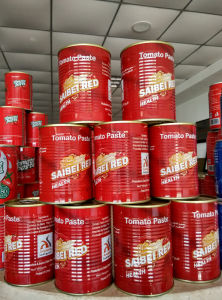 28%-30% Canned Tomato Paste 14 pictures & photos