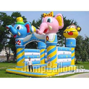 Inflatable Jumper, Elephant Inflatable Bouncer (B1008) pictures & photos