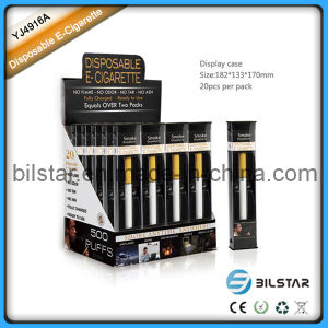 Disposable E-Cigar/Cigarette YJ4916A with 500 Puffs