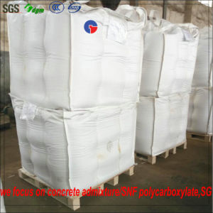 Sodium Naphthalene Sulphonate Snf for Ready Mix Concrete Plant (5%-18%)
