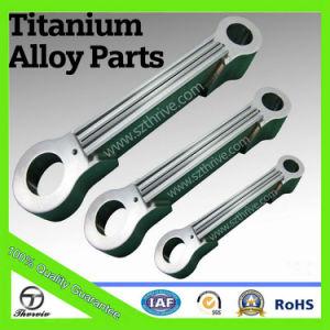 Titanium Alloy High Precision CNC Machining Parts(CNC parts 002)