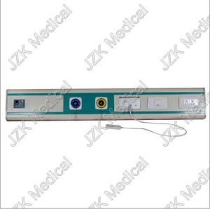 Operating Bed Head Panel With Kinds Gas Outlets Standards