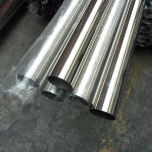 201decorative Stainless Steel Tube (25.4mm*1.5mm) pictures & photos