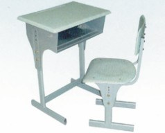 School Desk and Chair (K01)