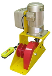 Motorized Worm Gear Winch (HP-44FP) , Cable/Strap Optionl pictures & photos