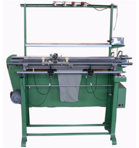 14G Semi-Automatic Flat Knitting Machine pictures & photos