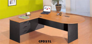 Office Desk / Office Furniture / Melamine Furniture (CDK189)