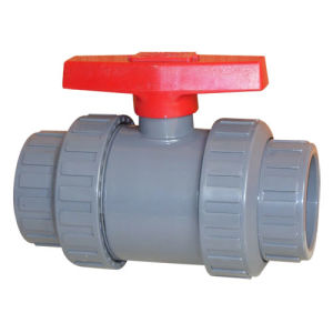 CPVC Ball Valve/PVC True Union Ball Valve/Double Union Ball Valve pictures & photos