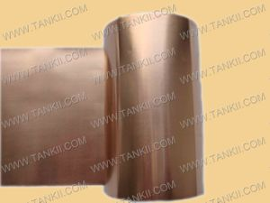 Pure Copper Foil Specialized for Lithium Battery pictures & photos