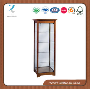 Traditional Square Tower Display Case for Trophies pictures & photos