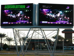 16mm LED Display, Outdoor Waterproof (LS-O-P16) pictures & photos