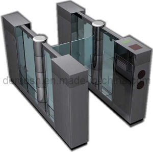 Dual Automatic Swing Barrier Turnstile Gate (AFC-GAT-B18D-2)