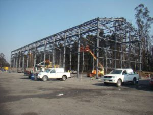 Prefeb Multi-Storey Light Steel Structure Frame Building pictures & photos