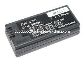Battery Pack for Mobile Phone and Camcorder