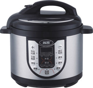 CE and Cb Approval Electric Pressure Cooker 412A