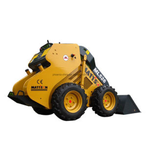 Mini Wheel Loader with Perkins Engine (ML526W) pictures & photos