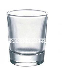 1oz Clear Machine-Made Shot Glass (B-3797) pictures & photos