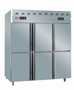 Wholesale 6-Door Commercial Refrigeration Equipment pictures & photos