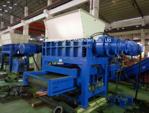 Metal Shredder/Plastic Crusher/Tire Shredder of Recycling Machine/ Gl40160 pictures & photos