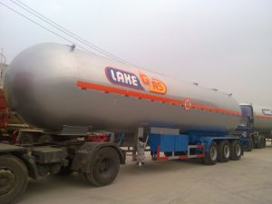 Sinotruk Huawin 50 000liters LPG Tank Trailer pictures & photos