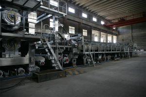 3000mm Culture/Writing/Newsprint/Offset Paper Manufacturing Machine (3000/300)