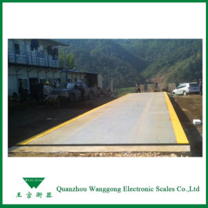 3X12m, 100tons Weighbridge for Food Processing Industry pictures & photos