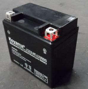 Competitive Price 12V 6ah Rechargeable Motorcycle Battery Ytz7s-Mf pictures & photos