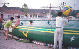 Inflatable Swimming Pool (WP-002)