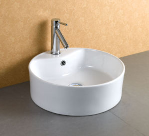 Countertop Ceramic Washing Sink Ab-001