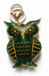 Lovely Animal Keychain with Owl