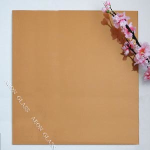 CE Certificate 4mm, 5mm, 5.5mm, 6mm Golden Tinted Float Reflective Glass pictures & photos