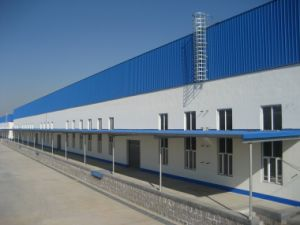 Light Weight Steel Structure Warehouse pictures & photos