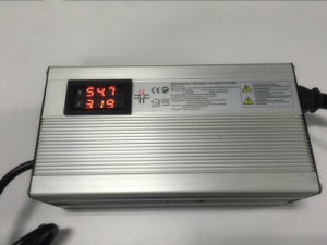 5A Mic-Computer Controlled Li-ion Battery Charger with Display Screen pictures & photos