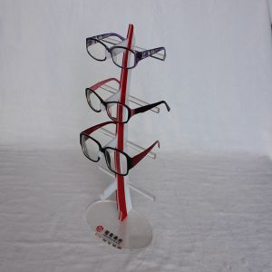 Custom Creative Acrylic Eyewear Display Stand, Sunglass Display Rack pictures & photos