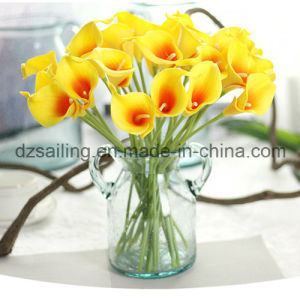 Hot Selling PU Calla Artificial Flower (SW01501)