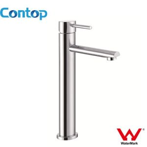 Watermark and Wels Oval Shape Tall Basin Tap pictures & photos