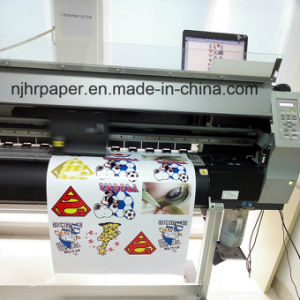 Dark Eco Solvent Printable Printing Paper PU Transfer Vinyl for T-Shirt pictures & photos
