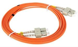 Manufacturer Fiber Optic Patch Cord Sc/Upc-Sc/Upc Single Mode Duplex pictures & photos