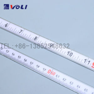 Customized White LLDPE Tape Steel Ruler Cables