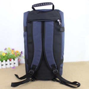 Polyester Gym Bag Backpack Duffel Bag for Weekend Sports pictures & photos