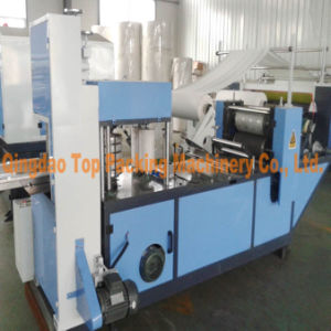 Table Napkin Packing Machinery Serviette Making Machine pictures & photos