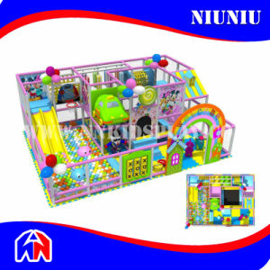Candy Series Small Size Customized Design Indoor Playground pictures & photos