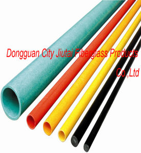 Customized Insulated Fiberglass Tube, Fiberglass Pipe pictures & photos