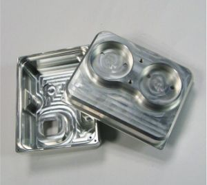 CNC Machining Part with Aluminum or Steel pictures & photos